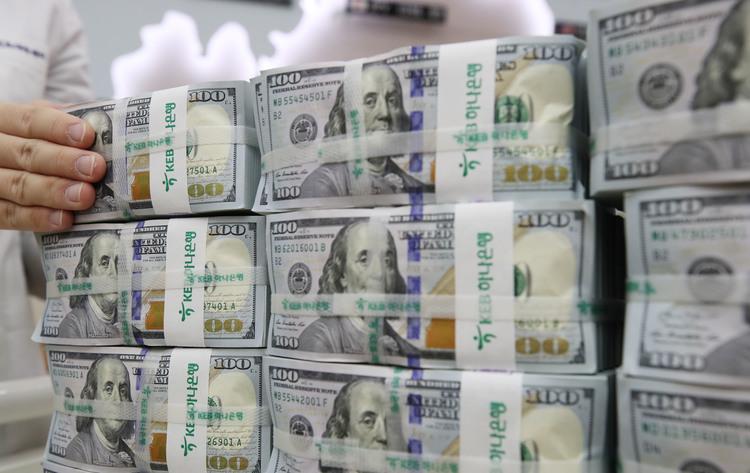 지난달 韓 외환보유액 4073.1억달러 기록