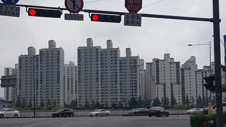 국민 91%, 면적 16% 불과한 '도시지역' 거주